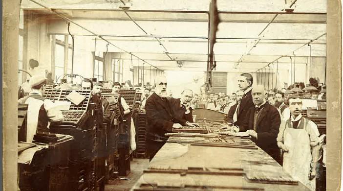 1880-89 Burt Printing
